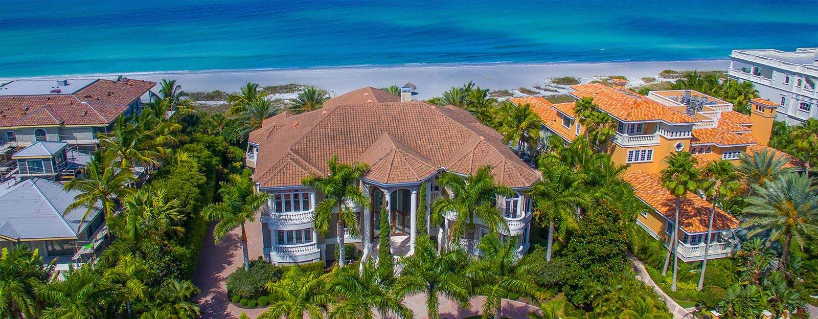 view of Longboat Key residence